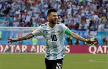 Lionel Messi encabeza la lista de convocados de Argentina para la Copa América