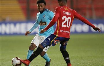Cristal vs U. Española: partido de vuelta por Sudamericana