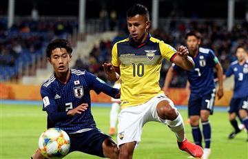 Mundial Sub 20: ¡Empate entre Ecuador y Japón!
