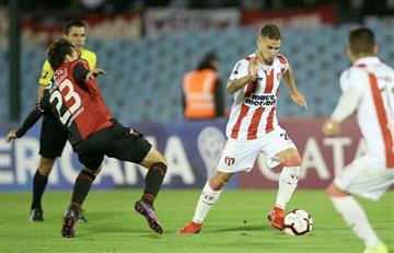 River Plate y Colón igualaron en Uruguay por Sudamericana