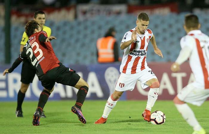 River Plate igualó con Colón (Foto: EFE)