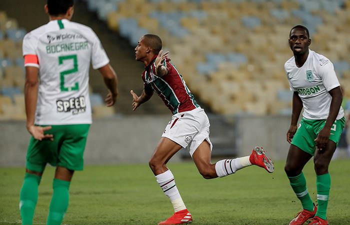 Fluminense vs Atlético Nacional EN VIVO ONLINE – Copa Sudamericana