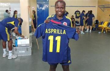 Encuentran sin vida a futbolista colombiana