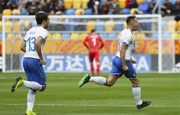 Italia derrotó sin problemas a México en el Sub 20