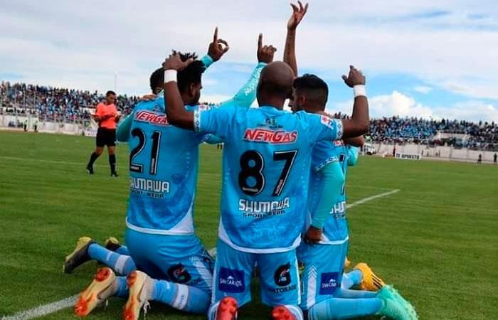 Deportivo Binacional (Foto: Twitter)