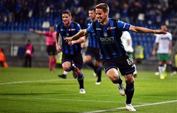 Atalanta e Inter se clasificaron a la próxima edición de la Champions League