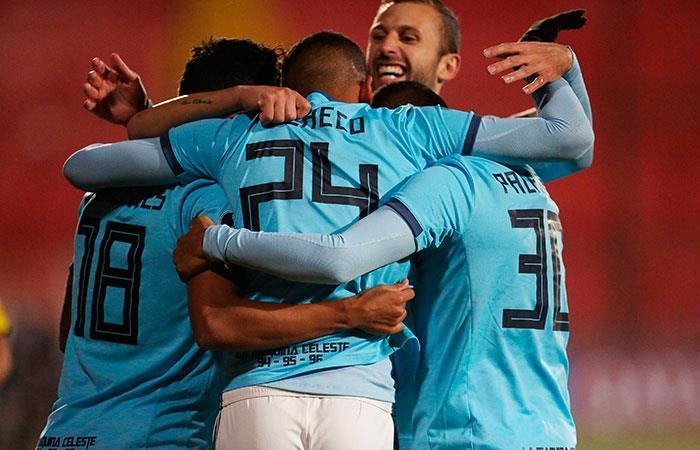Sporting Cristal vs Unión Española: canal del partido. Foto: EFE