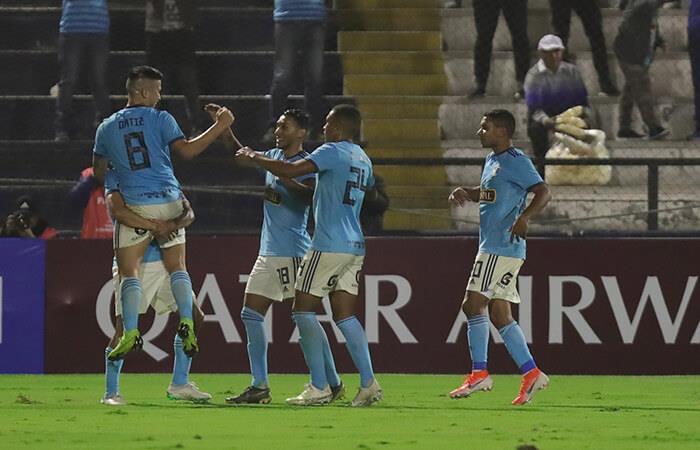 Sporting Cristal clasificó a octavos de final de la Copa Sudamericana (Foto: EFE)