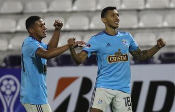 Sporting Cristal vs Unión Española: goles del encuentro