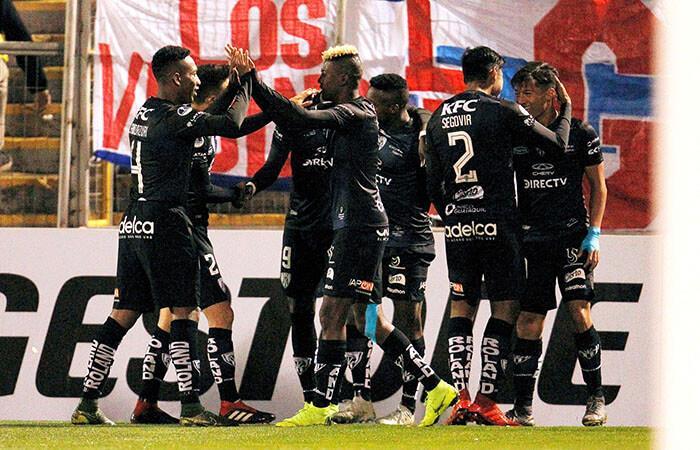 Independiente del Valle avanza a octavos de final (Foto: EFE)