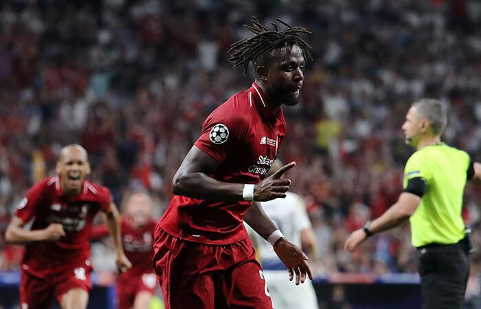 Origi marcó el segundo tanto para Liverpool (Foto: EFE)