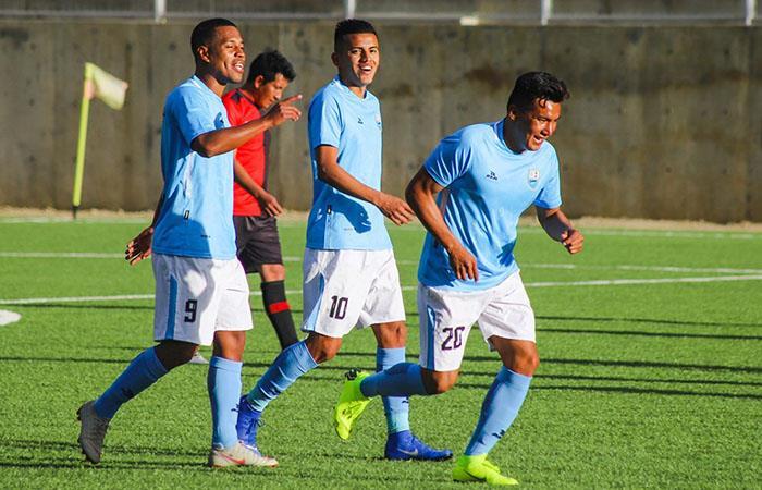 Copa Perú: partido de la etapa provincial termina 25 a 1