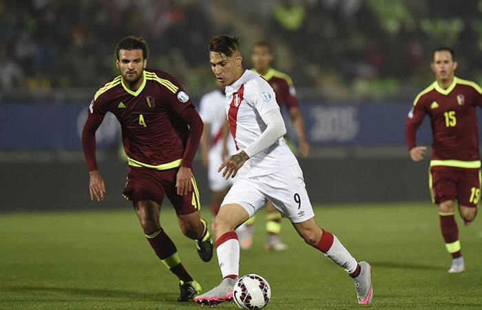 Perú debuta este sábado 15 de junio contra Venezuela. Foto: Andina