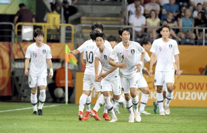 Corea del Sur jugará final del Mundial Sub 20 (Foto: EFE)