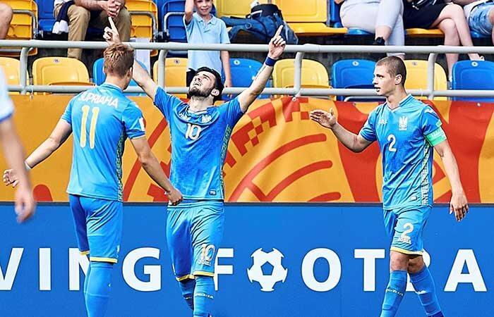 Ucrania jugará la final del Mundial Sub 20 (Foto: EFE)