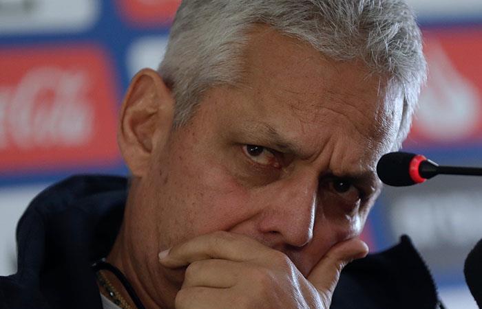 Reinaldo Rueda lanza advertencia a sus jugadores previo a Copa América