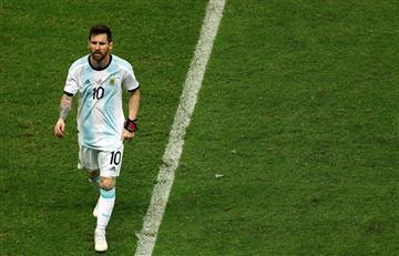 """Lionel Messi: """"Hay que levantar la cabeza, esto recién empieza"""""""
