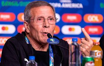 Tabárez apoya la crítica de Ricardo Gareca sobre el fútbol moderno