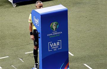 ¿Por qué no repiten las jugadas del VAR en la Copa América?