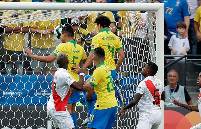 Mira Los Goles Del Peru Vs Brasil Por A Tercera Fecha De La Copa America
