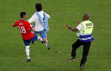 Copa América 2019: Gonzalo Jara y la agresión contra hincha uruguayo