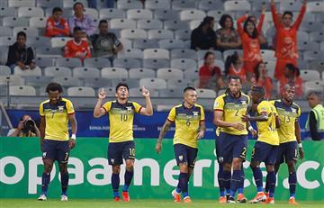 Ecuador vs Japón: revive los goles del empate por Copa América 2019
