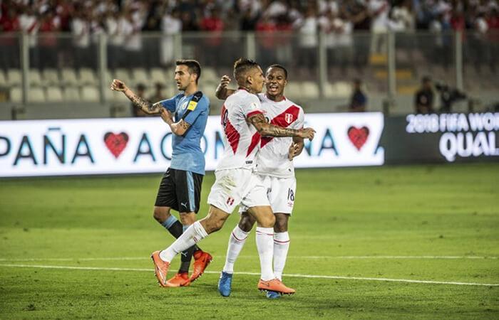 Perú 2-1 Uruguay por Eliminatorias Rusia 2018 (Foto: Andina)