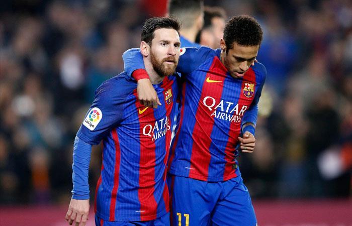 Al Barcelona no le sorprende