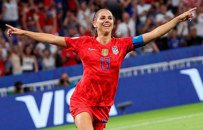 Estados Unidos jugará su tercera final de manera consecutiva. Foto: EFE