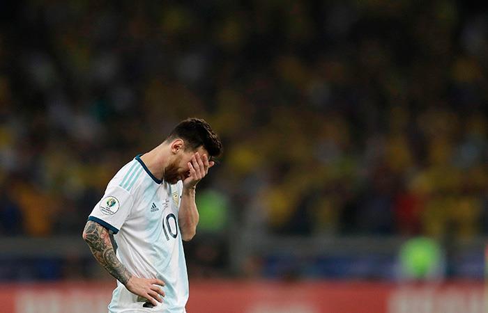 Lionel Messi no podrá ganar la Copa América (Foto: EFE).