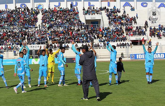 Binacional vs Alianza Lima: los goles del partido