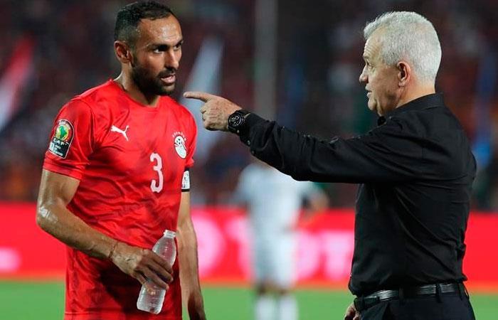 Egipto se quedó sin entrenador tras ser eliminados de la Copa Africana de Naciones