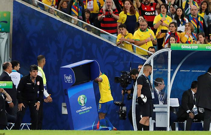 La Copa América 2019 tuvo más de una controversia. Foto: EFE