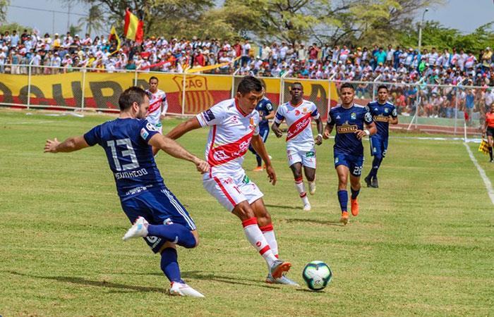 Atlético Grau es uno de los clasificados a los octavos de la Copa Bicentenario (Foto: Facebook Atlético Grau)