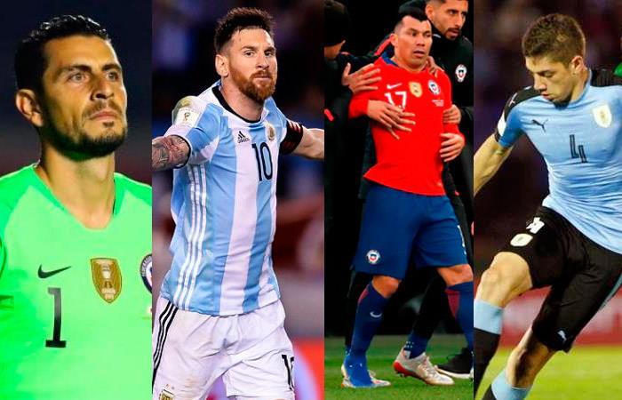 Peores de la Copa América. Foto: EFE