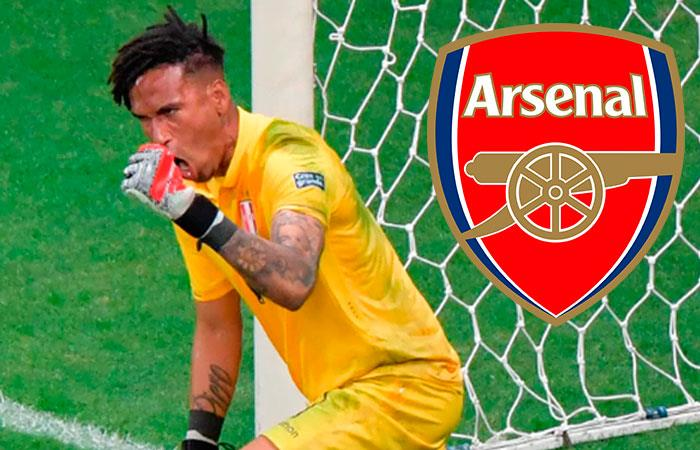Conoce la verdad sobre el supuesto fichaje de Pedro Gallese al Arsenal