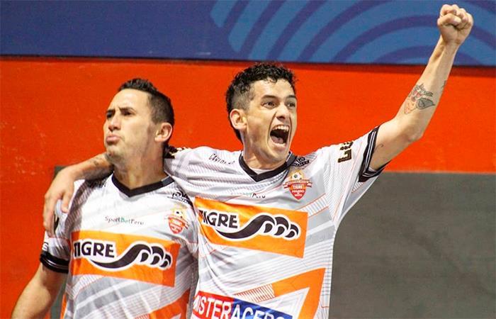 Futsal Pro: Primero de Mayo y Overrall no dejan que Panta Walon se escape