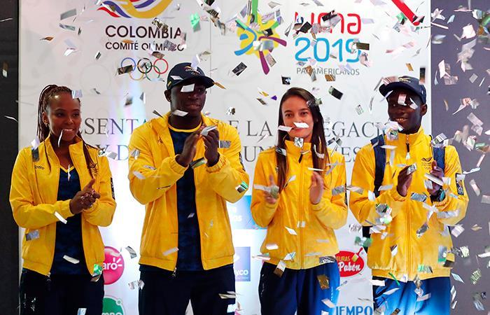 Lima 2019: 349 deportistas colombianos estarán en los Juegos Panamericanos