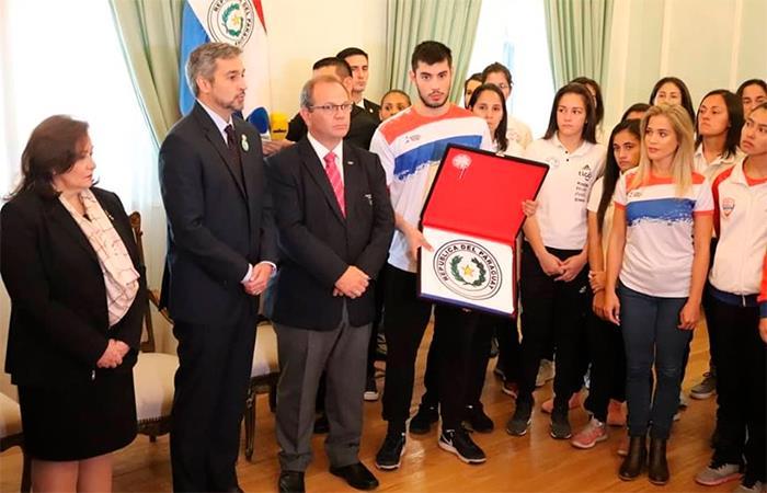 Paraguay competirá en los Panamericanos de Lima con más de 70 atletas (EFE).
