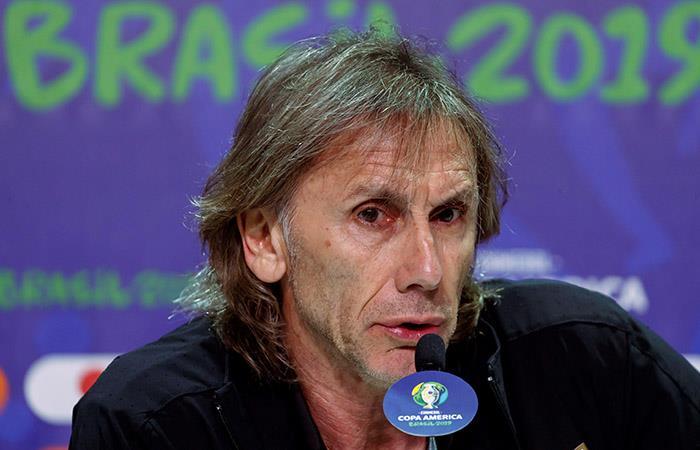 Ricardo Gareca se pronunció sobre el recambio en la Selección Peruana