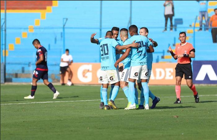Sportivo Huracán (Foto: Facebook del club)