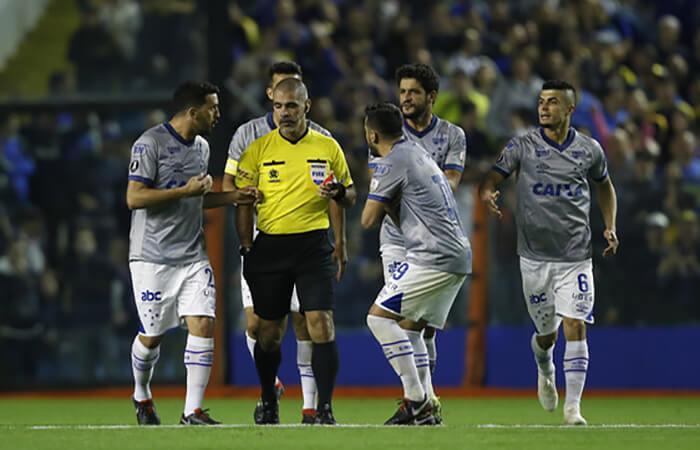 Sporting Cristal vs Zulia: Conmebol designó a Eber Aquino como árbitro del encuentro