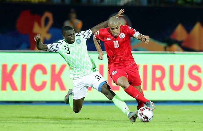 Nigeria derrotó 1-0 a Túnez con el gol de Ighalo (Foto: @EFE)