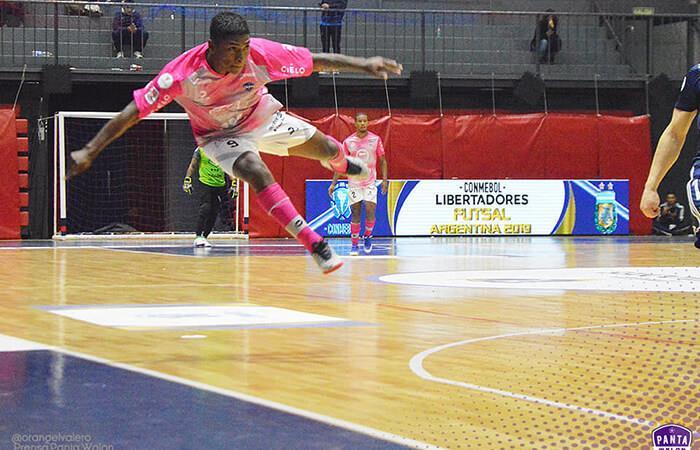 Panta Walon clasificó a cuartos de final. Foto: Facebook