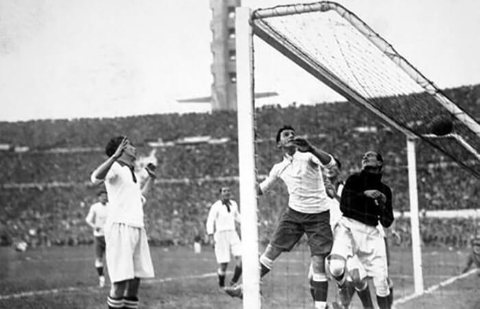 Hace 89 años Perú y Uruguay inauguraron el estadio Centenario
