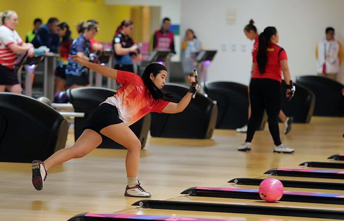Bowling en Lima 2019 (Foto: EFE)