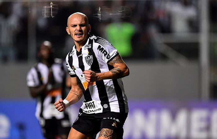 Mineiro derrotó a Botafogo (Foto: EFE)