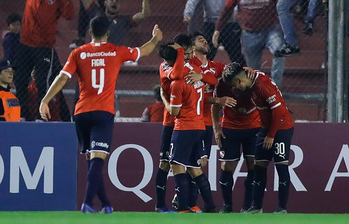 Independiente de Avellaneda. Foto: EFE