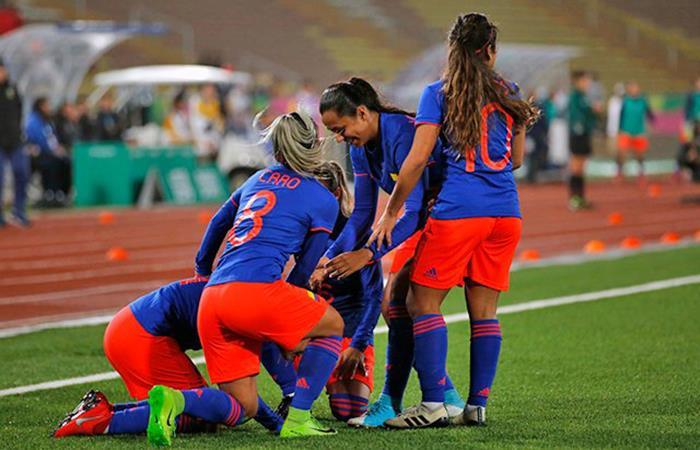 Colombia se coronó campeón de fútbol femenino en Lima 2019 (Foto: Twitter)