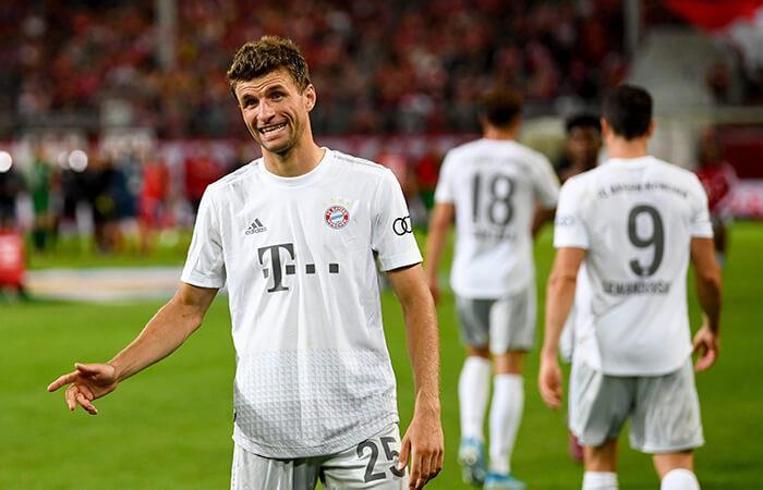Bayern venció al Energie Cottbus. Foto: EFE